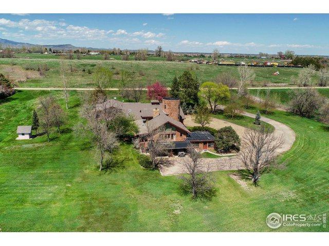 8195 N 81st St, Longmont, CO 80503 (#885849) :: The Griffith Home Team