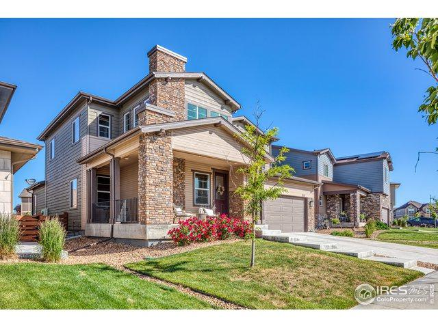 833 Dawn Ave, Erie, CO 80516 (MLS #885866) :: 8z Real Estate