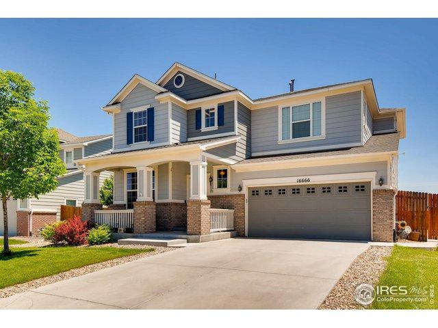 16666 Gaylord St, Thornton, CO 80602 (MLS #885881) :: 8z Real Estate