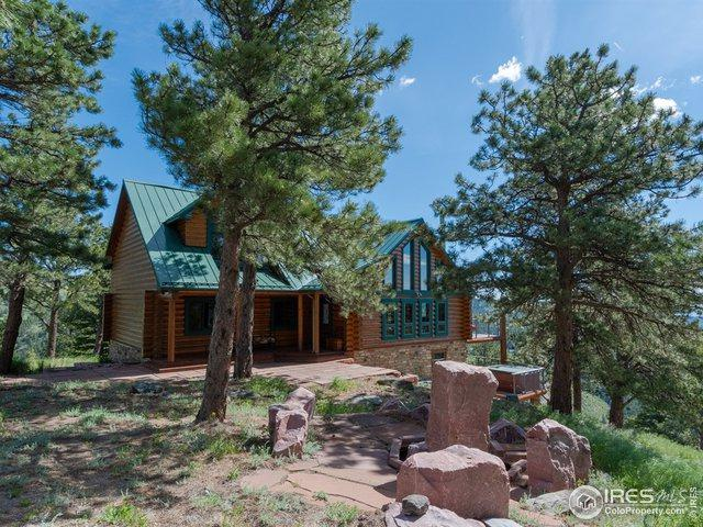 4776 Camino Perdido, Golden, CO 80403 (#885909) :: The Peak Properties Group