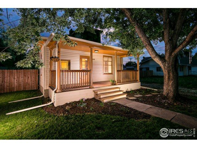 322 2nd St, Kersey, CO 80644 (MLS #885910) :: 8z Real Estate