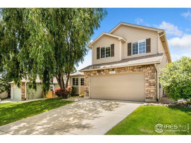 415 Peyton Dr, Fort Collins, CO 80525 (#885911) :: The Peak Properties Group