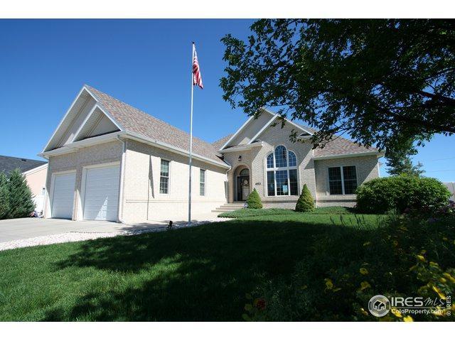 453 Samples Ave, Brush, CO 80723 (MLS #885916) :: 8z Real Estate
