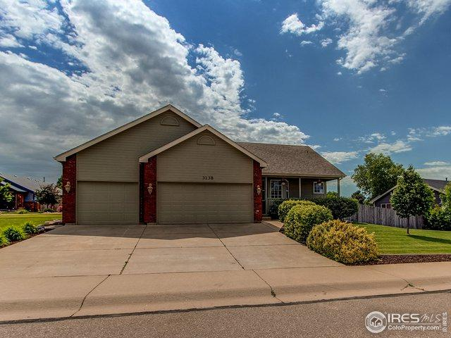 3138 52nd Ave, Greeley, CO 80634 (MLS #885919) :: 8z Real Estate