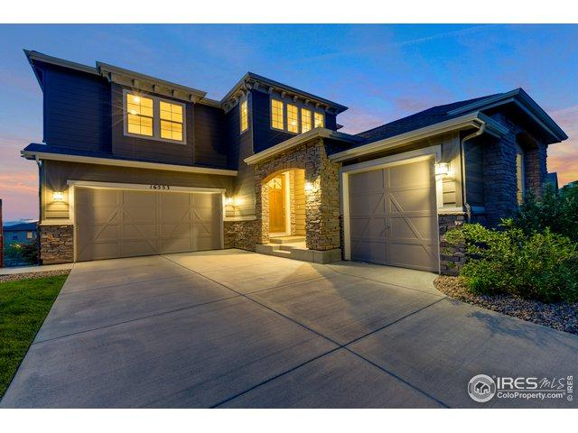 16553 Prospect Ln, Broomfield, CO 80023 (MLS #885935) :: Keller Williams Realty