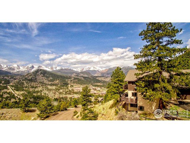 1731 Aspencliff Ct #2, Estes Park, CO 80517 (#885942) :: The Dixon Group