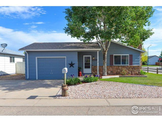 2001 Wedgewood Ct, Greeley, CO 80631 (MLS #885945) :: 8z Real Estate