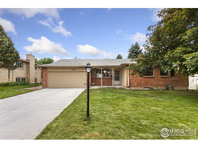 1008 W 32nd St, Loveland, CO 80538 (#885954) :: The Dixon Group