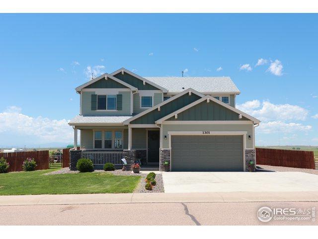 1301 7th St, Pierce, CO 80650 (MLS #885973) :: 8z Real Estate