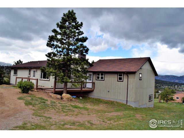 909 Whispering Pines Dr, Estes Park, CO 80517 (#885976) :: Relevate | Denver