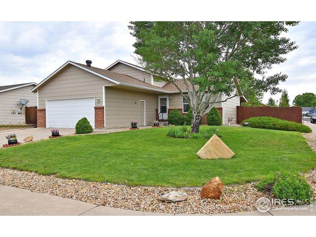 2314 Apple Ave, Greeley, CO 80631 (#885985) :: The Peak Properties Group