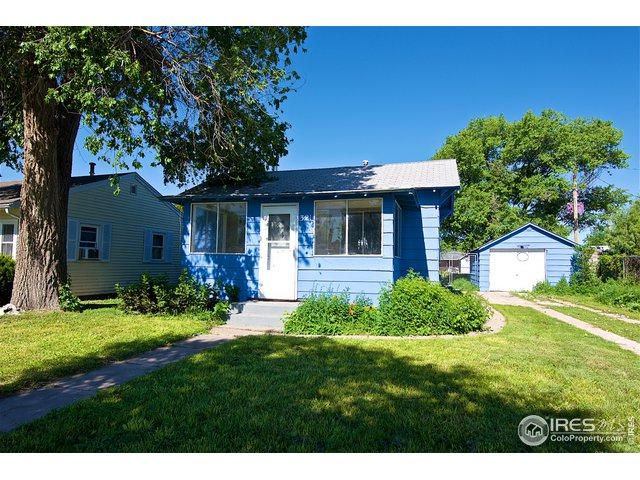 321 N 8th Ave, Sterling, CO 80751 (MLS #885998) :: J2 Real Estate Group at Remax Alliance