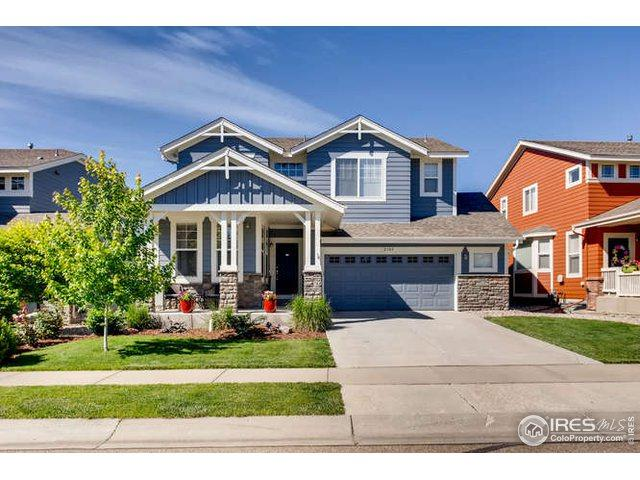 2309 Dolan St, Fort Collins, CO 80528 (#886013) :: The Dixon Group