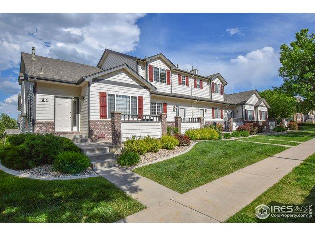 408 Strasburg Dr #2, Fort Collins, CO 80525 (#886022) :: The Dixon Group