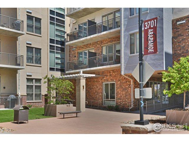 3701 Arapahoe Ave #208, Boulder, CO 80303 (MLS #886023) :: Windermere Real Estate
