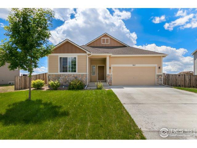 907 5th St, Pierce, CO 80650 (MLS #886027) :: J2 Real Estate Group at Remax Alliance