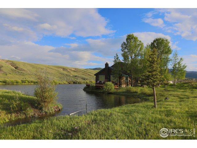 652 County Road 4, Cowdrey, CO 80434 (MLS #886035) :: Downtown Real Estate Partners