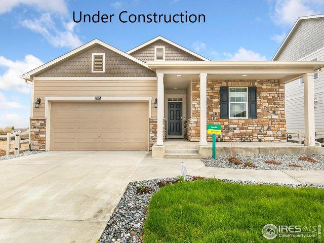7102 Frying Pan Dr, Frederick, CO 80530 (MLS #886036) :: Downtown Real Estate Partners