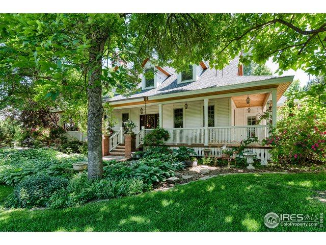 5808 S Timberline Rd, Fort Collins, CO 80528 (#886044) :: The Dixon Group