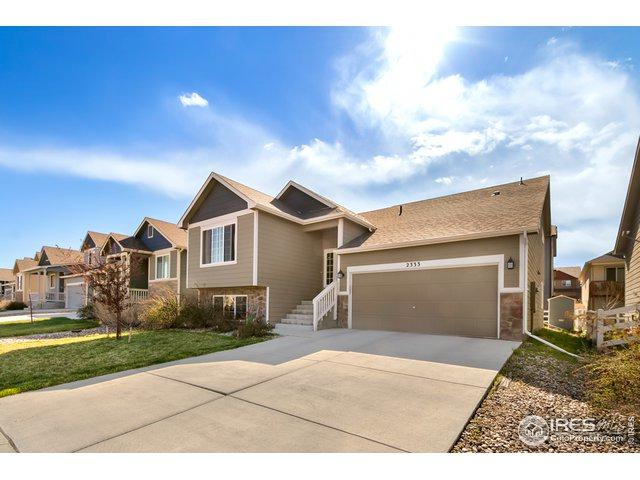 2333 Forecastle Dr, Fort Collins, CO 80524 (MLS #886047) :: Downtown Real Estate Partners