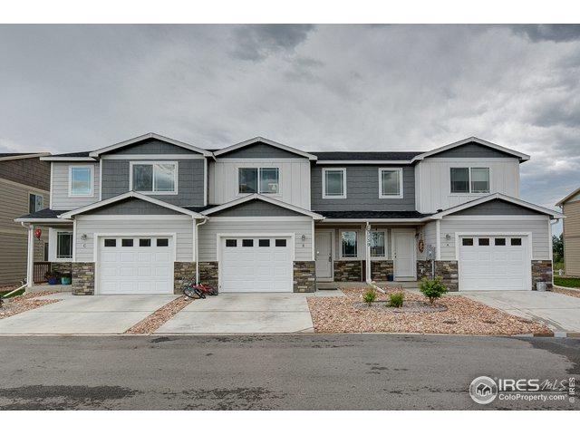 3159 Fairmont Dr A, Wellington, CO 80549 (MLS #886054) :: 8z Real Estate
