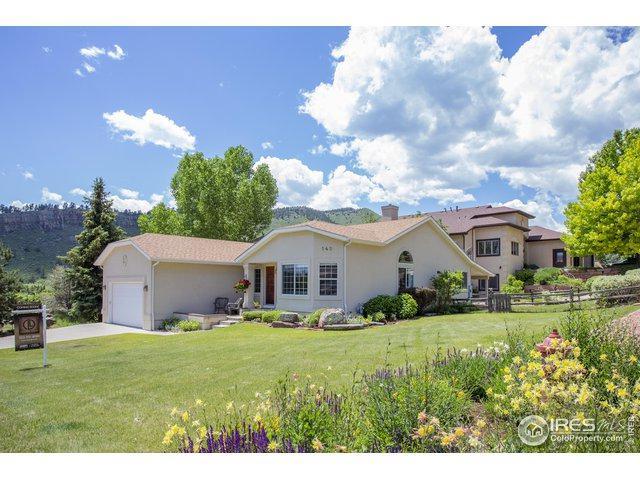 145 Eagle Canyon Cir, Lyons, CO 80540 (MLS #886064) :: 8z Real Estate