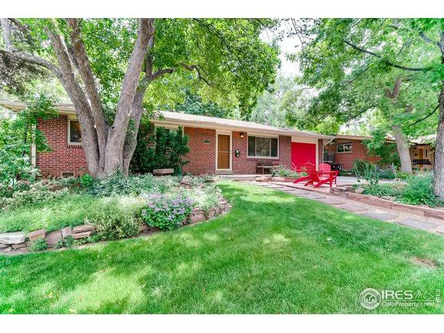 130 S 34th St, Boulder, CO 80305 (MLS #886066) :: 8z Real Estate