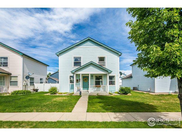 750 Chalk Ave, Loveland, CO 80537 (MLS #886069) :: J2 Real Estate Group at Remax Alliance