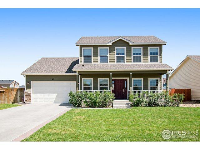 293 Prairie Ct, Eaton, CO 80615 (#886071) :: James Crocker Team