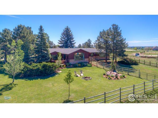 910 N County Road 23, Berthoud, CO 80513 (MLS #886073) :: Keller Williams Realty
