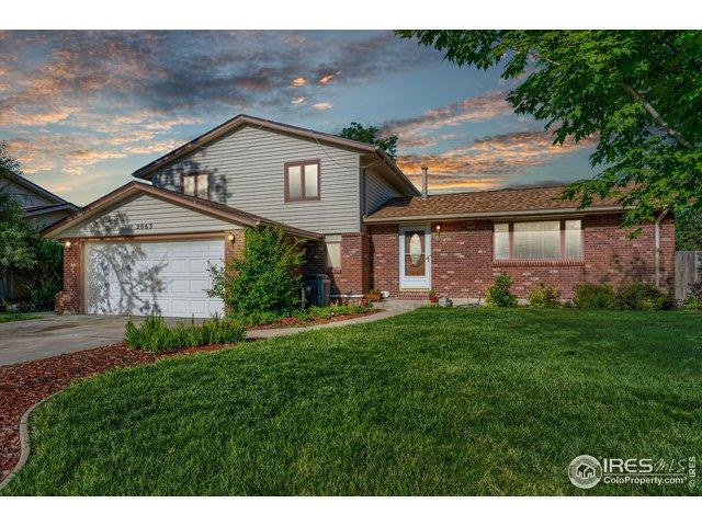 2063 27th Ave, Greeley, CO 80634 (MLS #886092) :: 8z Real Estate
