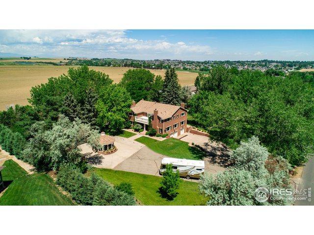5740 Arrowhead Dr, Greeley, CO 80634 (MLS #886093) :: 8z Real Estate