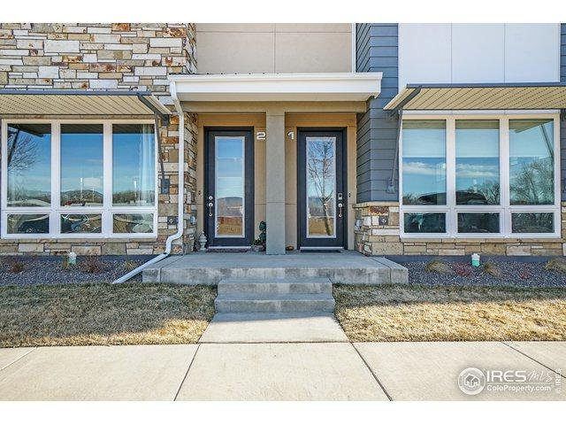 902 Jerome St #2, Fort Collins, CO 80524 (MLS #886105) :: Tracy's Team