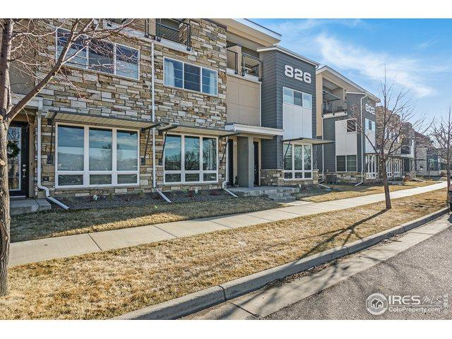 902 Jerome St #3, Fort Collins, CO 80524 (MLS #886109) :: Tracy's Team