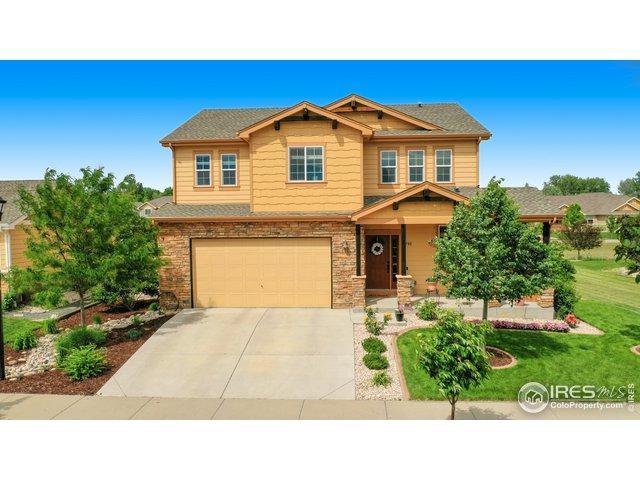 780 Vista Grande Cir, Fort Collins, CO 80524 (MLS #886115) :: 8z Real Estate