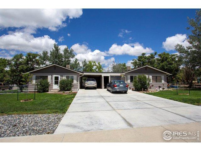 901 4th Ave, Hudson, CO 80642 (MLS #886117) :: J2 Real Estate Group at Remax Alliance