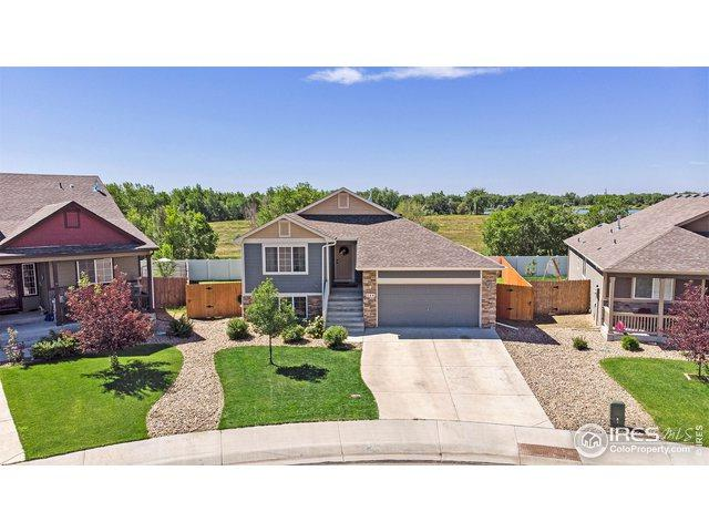 556 E 29th St Dr, Greeley, CO 80631 (MLS #886119) :: 8z Real Estate