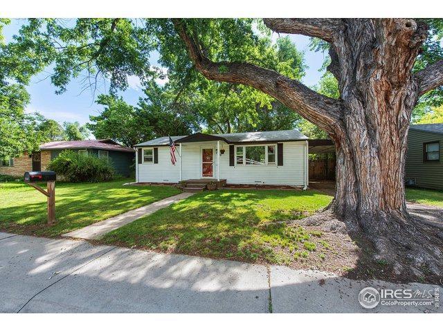 750 Rees Ct, Longmont, CO 80504 (MLS #886121) :: 8z Real Estate