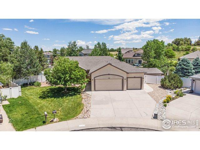 158 63rd Ave, Greeley, CO 80634 (MLS #886124) :: 8z Real Estate