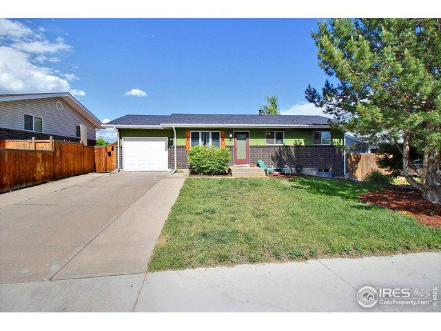 1914 33rd Ave, Greeley, CO 80634 (MLS #886129) :: 8z Real Estate