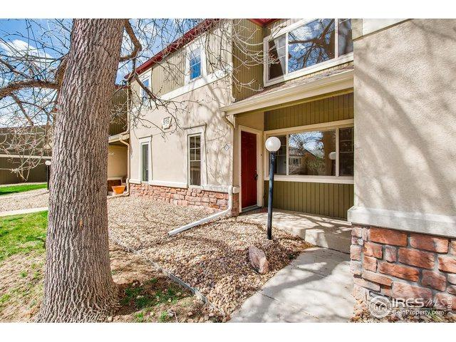 919 W Moorhead Cir B, Boulder, CO 80305 (MLS #886138) :: 8z Real Estate