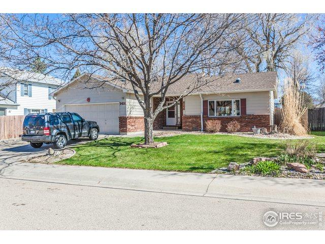 1431 Clementine Ct, Fort Collins, CO 80526 (#886147) :: HomePopper