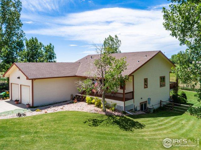 1925 W County Road 56, Fort Collins, CO 80524 (#886154) :: James Crocker Team