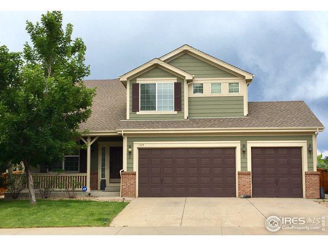 1725 Baguette Dr, Castle Rock, CO 80108 (MLS #886164) :: 8z Real Estate