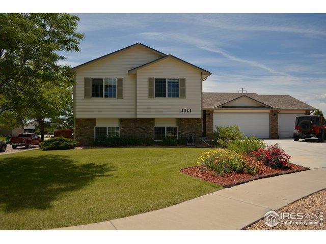 3521 Wyatt Ct, Evans, CO 80620 (MLS #886169) :: 8z Real Estate
