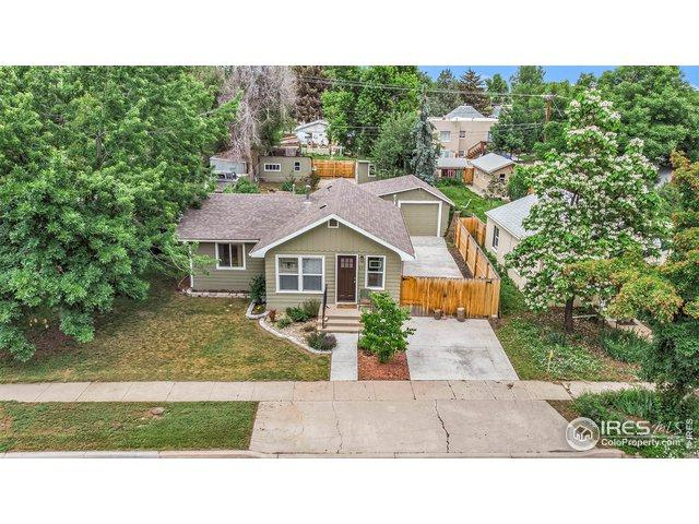 631 E 12th St, Loveland, CO 80537 (MLS #886172) :: J2 Real Estate Group at Remax Alliance