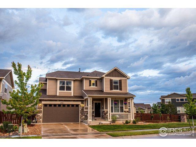 6784 Flintlock Rd, Timnath, CO 80547 (MLS #886179) :: Keller Williams Realty