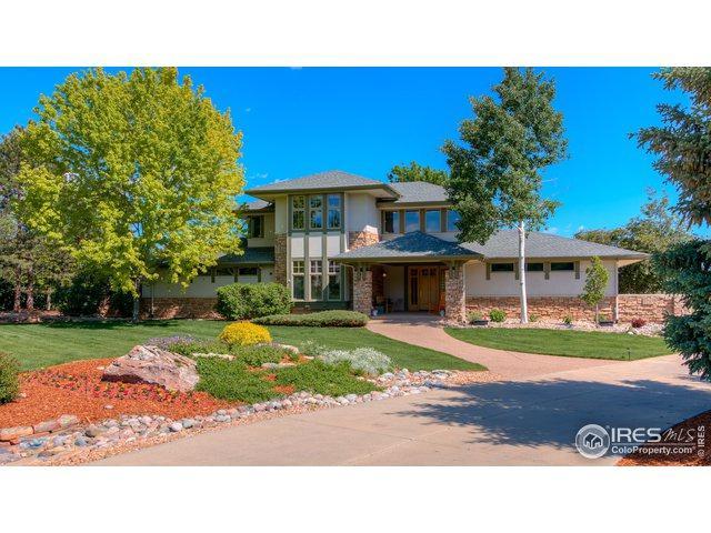 7283 Longview Dr, Niwot, CO 80503 (MLS #886189) :: 8z Real Estate