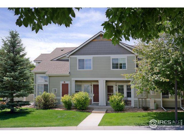 805 Summer Hawk Dr #144, Longmont, CO 80504 (MLS #886210) :: 8z Real Estate