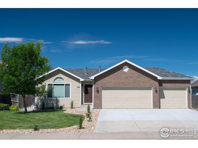 242 Buckeye Ave, Eaton, CO 80615 (MLS #886221) :: J2 Real Estate Group at Remax Alliance